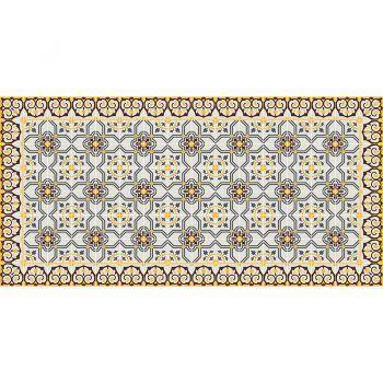 Alfombra Vinílica Abraham - 97x48 cm