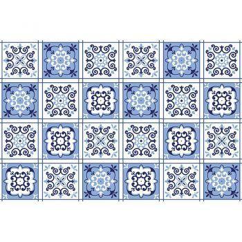 Vinilos Adhesivos Azul Granada