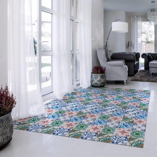 ALfombra Vinílica Kai salón