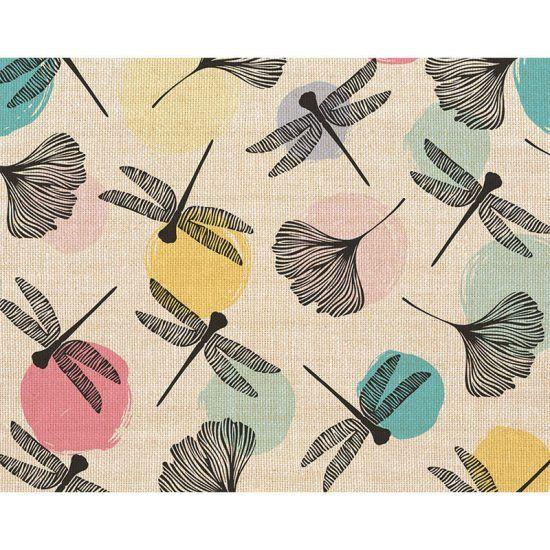 Set de 4 Individuales Dragonfly