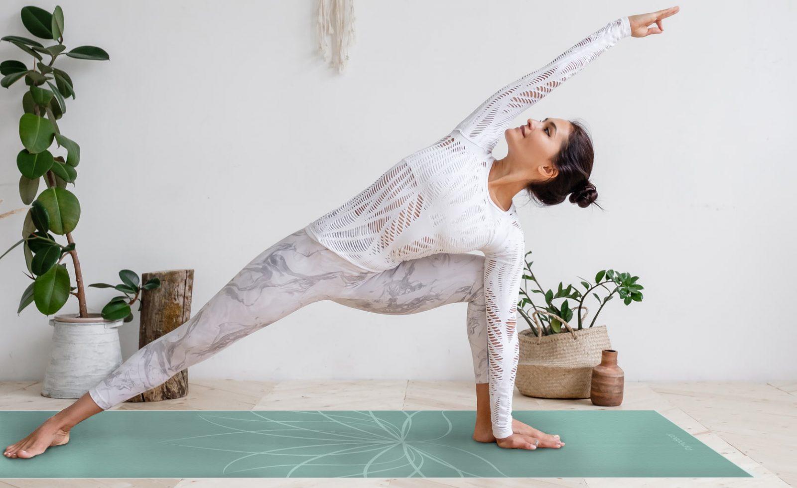 Tapis yoga designs exclusifs