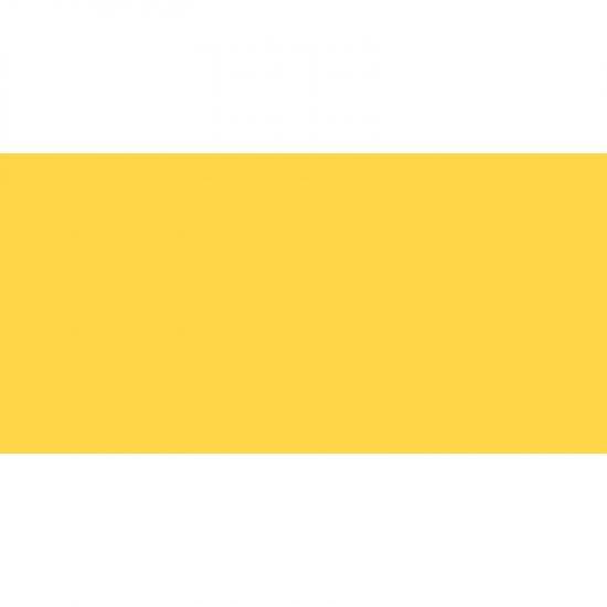 tapis vinyle jaune 97x48 cm