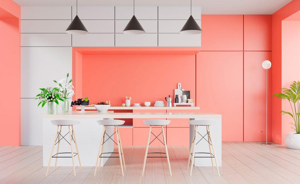 Tendances en couleur cuisine
