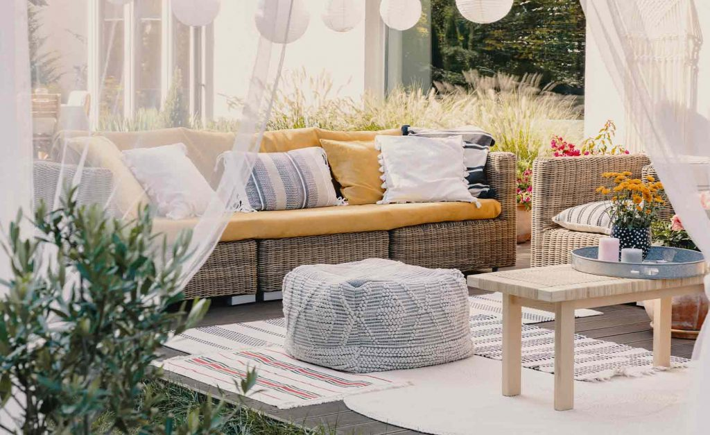 tapis vinyle terrasse