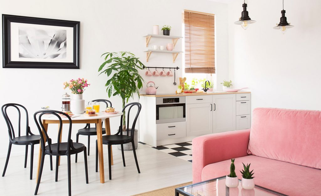 décoration de cuisines open concept