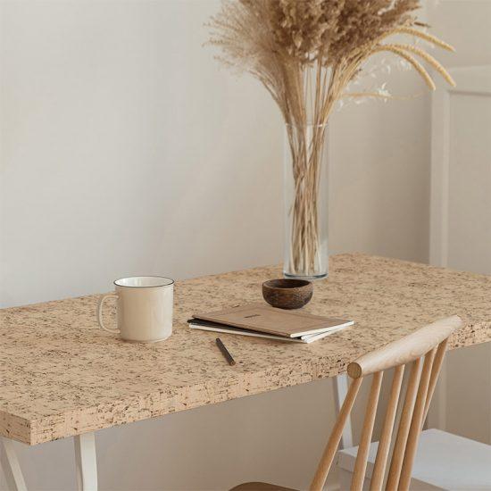 vinyle décoratif Cork Lovers table
