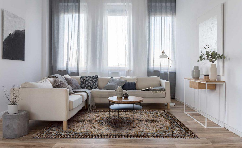 tapis vinyle persa