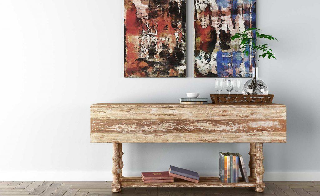 restauration de meubles de style familial